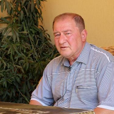 Crimean Tatar Activist Confined in Psychiatric Hospital