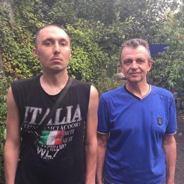 Украина: Новые данные подтверждают практику тайного содержания под стражей