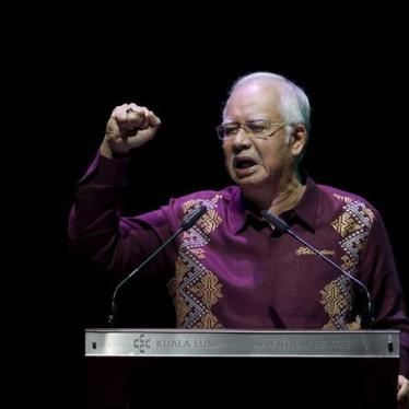 Malaysia: New Law Gives Government Sweeping Powers