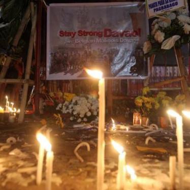 Duterte and the Ghosts of Plaza Miranda