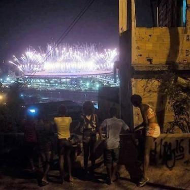 Lo que los seguidores de los Juegos Olímpicos no verán en Río de Janeiro