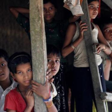 Burma: New Wave of Destruction in Rohingya Villages