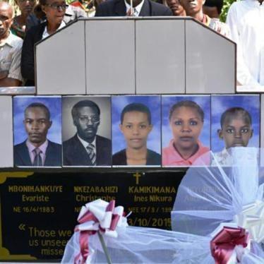 Afrique de l'Est : Peu de progrès relatifs aux droits humains et aggravation de la répression