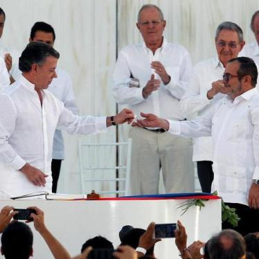 Colombia Peace Deal's Promise, and Flaws