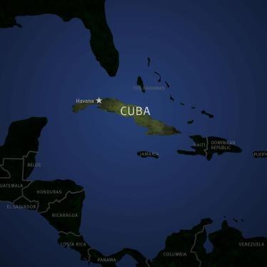 Relatório Mundial 2016: Cuba
