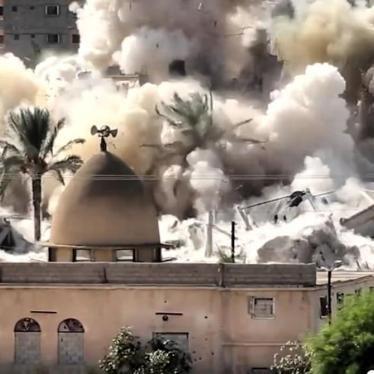 Égypte : Les opérations sécuritaires aggravent la crise des droits humains