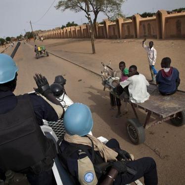 Rapport mondial 2016 : Mali