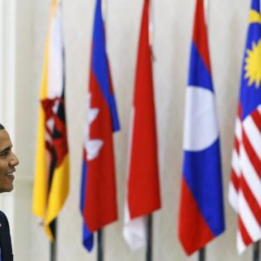 Human Rights Shouldn't be Sidelined at ASEAN Summit