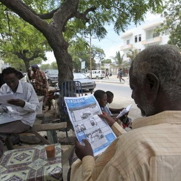 Media Freedom Under Attack in Somalia
