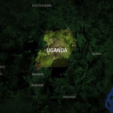 Uganda: UPR Submission