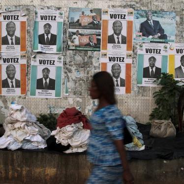Rapport mondial 2016 : Côte d'Ivoire