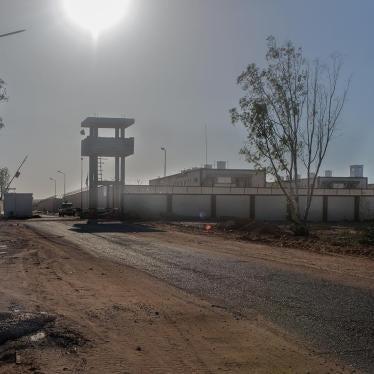 Libya: Growing Human Rights Crisis