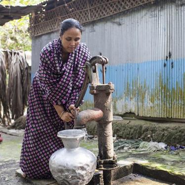 Water 'Haves' and 'Have Nots': Why Water Scarcity is a Human Rights Issue