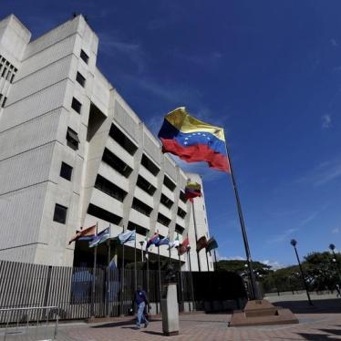 Upholding Abuse in Venezuela