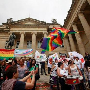 Colombia: Constitutional Court Upholds Same-Sex Marriage