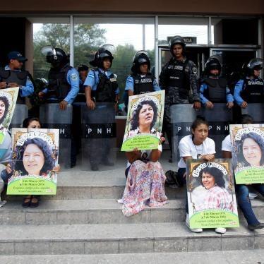 Honduras debe investigar asesinatos de defensores del derecho a la tierra