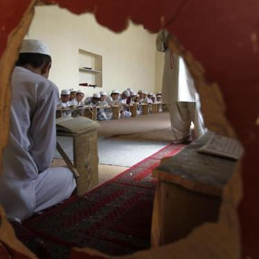 Afghanistan: Taliban Child Soldier Recruitment Surges