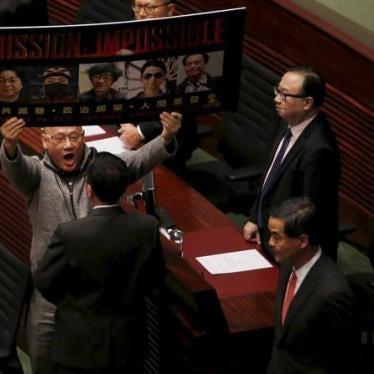 中国/香港:释放'失踪'书商