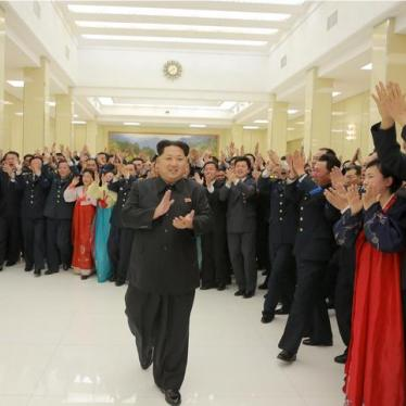 North Korea: Forced Labor Underpins Party Congress