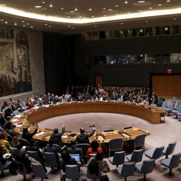 UN Security Council: Translate Words on North Korea to Action