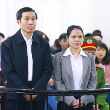Vietnam: 7 Convicted in One Week