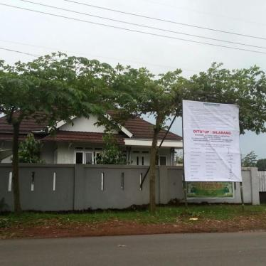 Indonesia: Ahmadiyah Community Persecuted