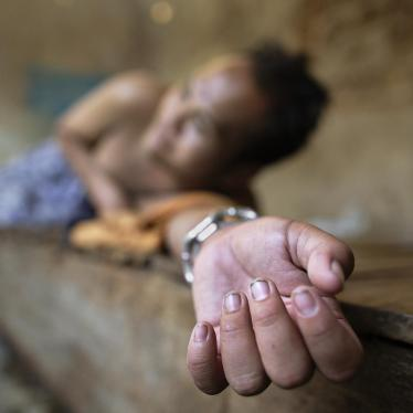 The Living Hell of People with Mental Health Conditions in Indonesia