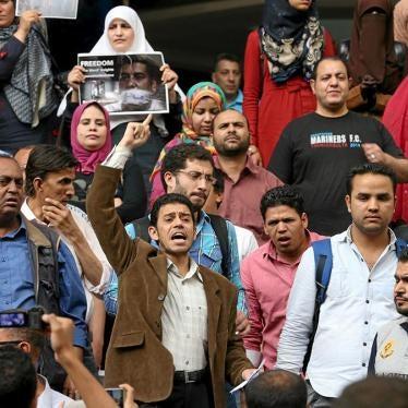 Egypt: Fearing Protests, Police Arrest Hundreds