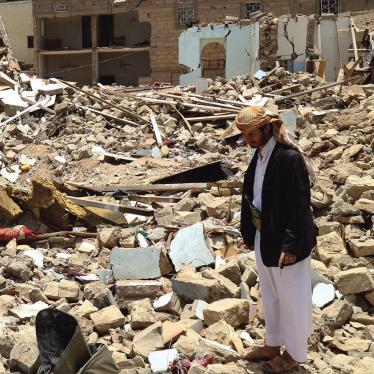 US Should Stop Making Excuses for Saudi Violations in Yemen