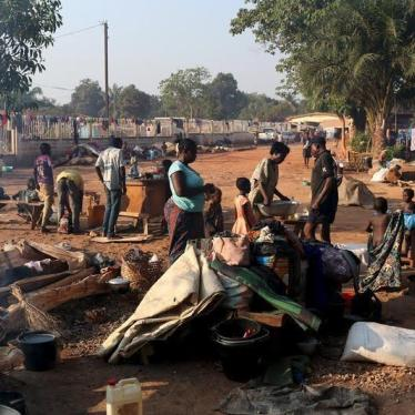 Dispatches: People with Disabilities Remain at Risk in Bangui