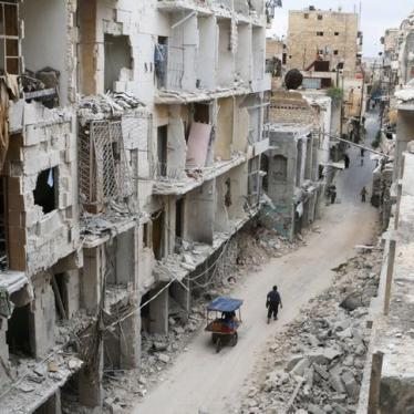 سوريا: مناشدات يائسة للحماية من حلب