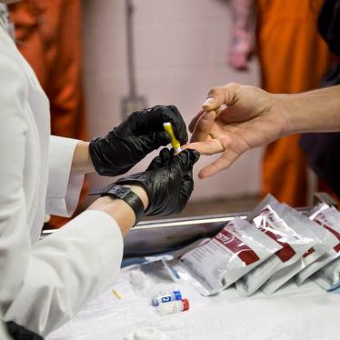 États-Unis : Les détenus séropositifs en Louisiane privés de soins