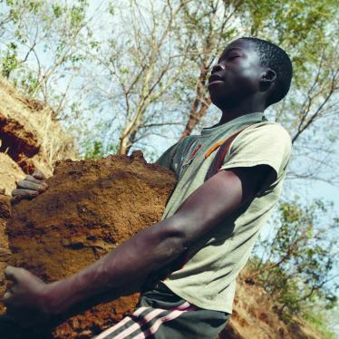 Tackling Child Labor in the Minerals Supply Chain
