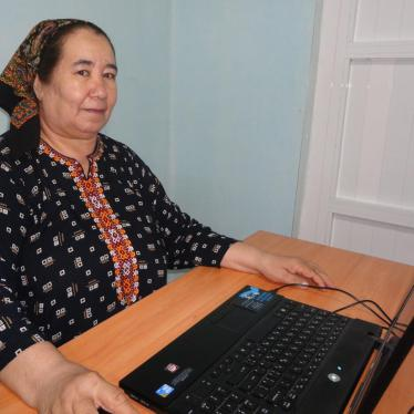 Turkmenistan: Death Threats Against Journalist