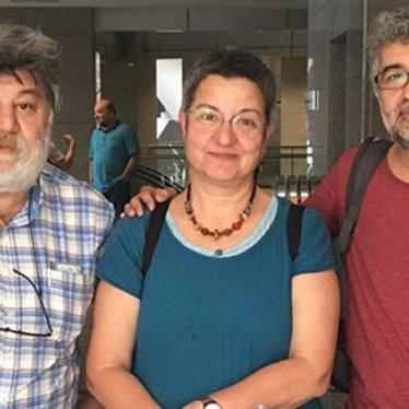 Turkey: Rights Defenders, Journalists Jailed