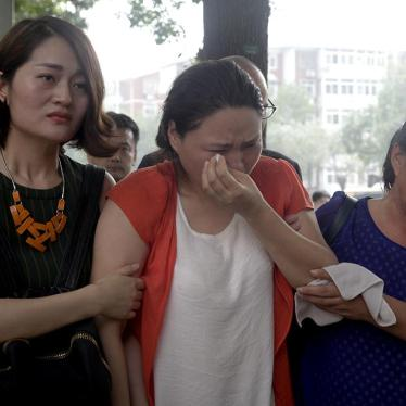 China: Confessions, Closed Trials Mock Justice