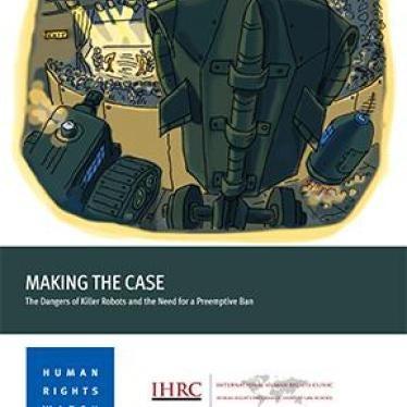 """Gespräche über """"Killer-Roboter"""" formalisieren mit Verbot als Ziel"""