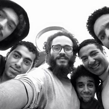 Egypt: Free Satirical YouTube Group