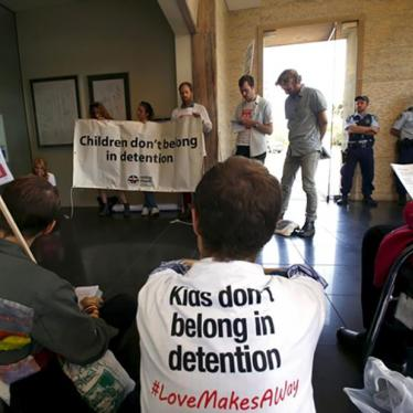 Australia drawing the wrong lines on asylum seekers