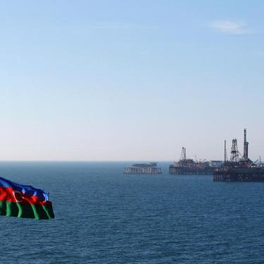 Azerbaijan: Transparency Group Insists on Reforms