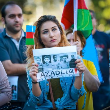 Azerbaijan: Relentless Crackdown on Critics