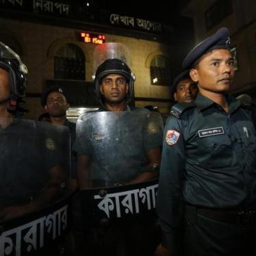 Bangladesh: End Illegal Detentions Immediately