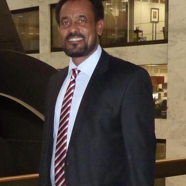 Dispatches: Arrest of Respected Politician Escalating Crisis in Ethiopia