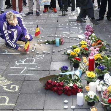 België: Tientallen doden en gewonden door afschuwelijke aanslagen