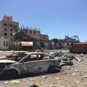 UN: Create International Inquiry on Yemen