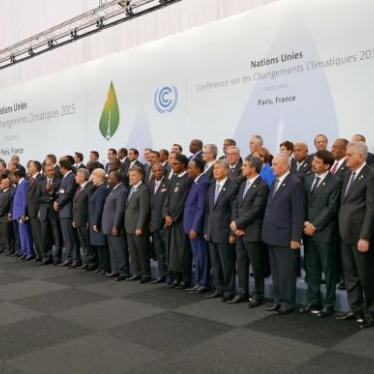 Signing the Climate Change Deal Is Just the Beginning