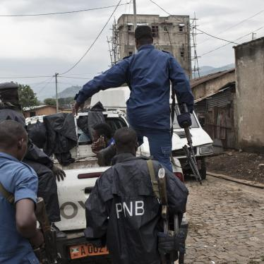 Human Rights Watch Submission to the Universal Periodic Review of Burundi