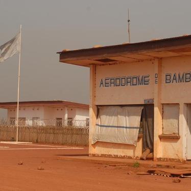République centrafricaine : Des viols commis par des Casques bleus