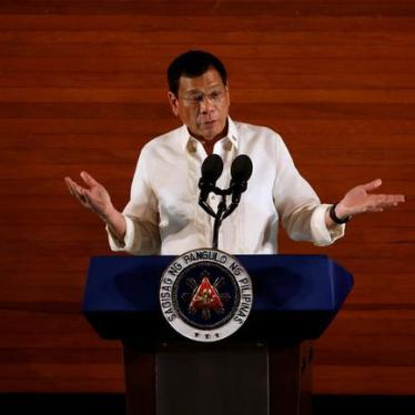 Philippines: A Rights Agenda for President Duterte