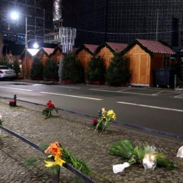 Germany: Deadly Attack on Christmas Market